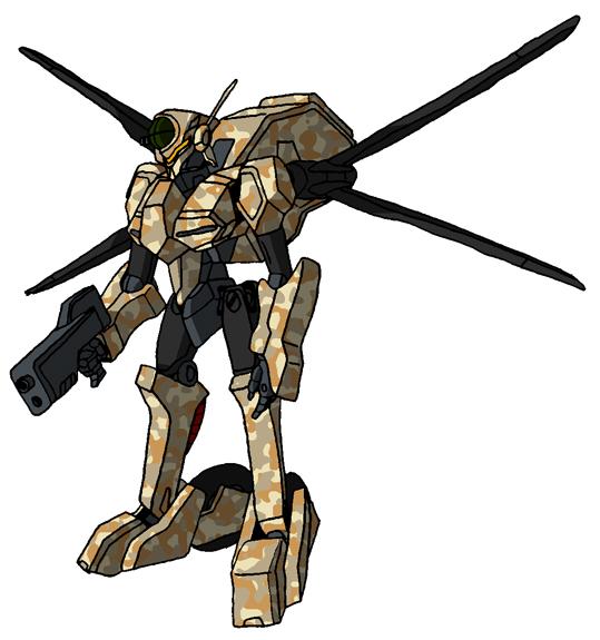 Mk5-X5E7 Centurion by unoservix