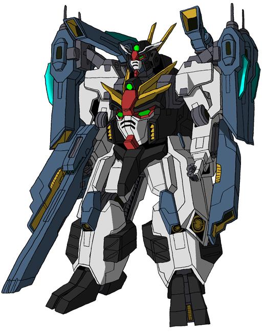 GN-012 Gundam Israfel by unoservix