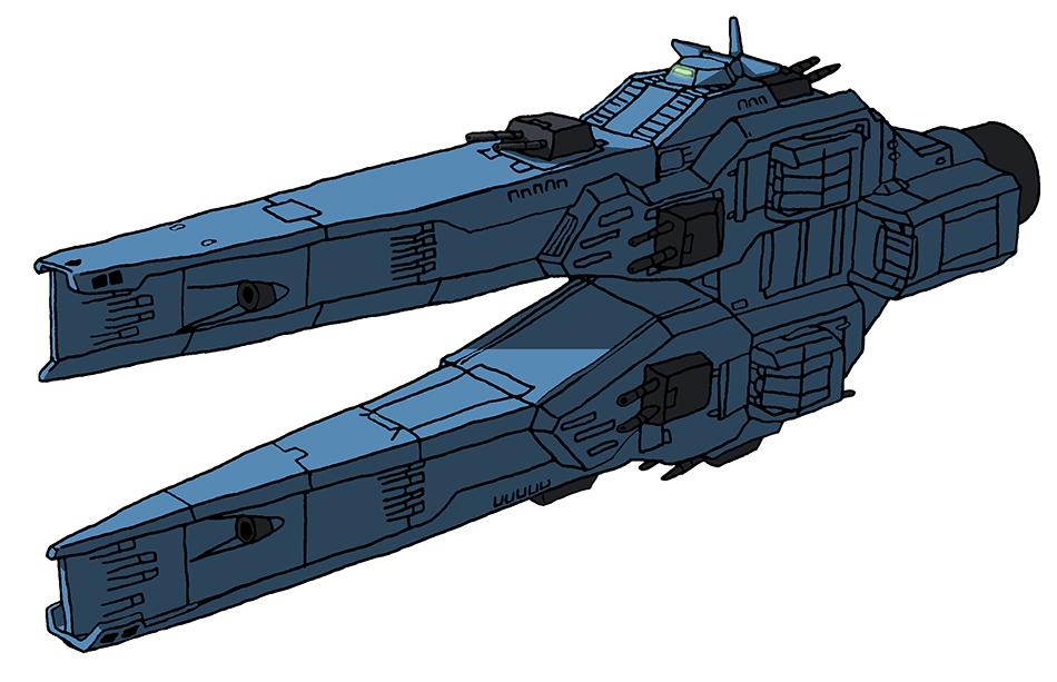Darwin-class Cruiser by unoservix
