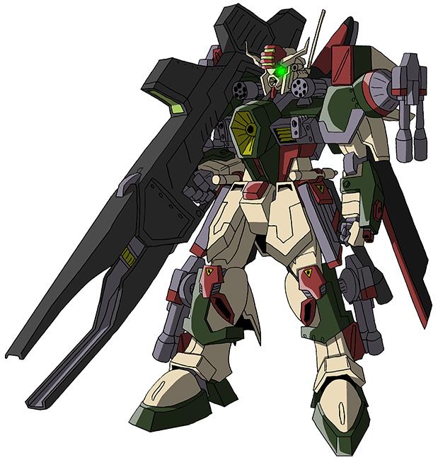 GAT-X135 Judicator Gundam by unoservix