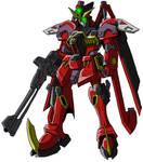 GAT-X201 Mustang Gundam