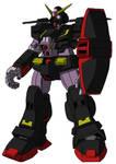 MRX-009 Psyco Gundam (Mobile Suit Mode)