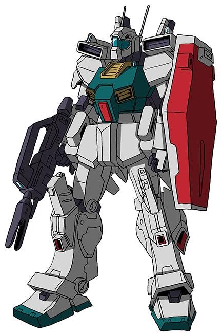 State of EFSF MS in UC. 96 : Gundam - reddit.com