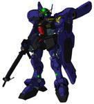 RX-91GP04G Gundam GP04G Gerbera