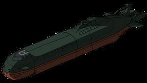 Project 980.2 Krasniy Oktyabr-class carrier sub