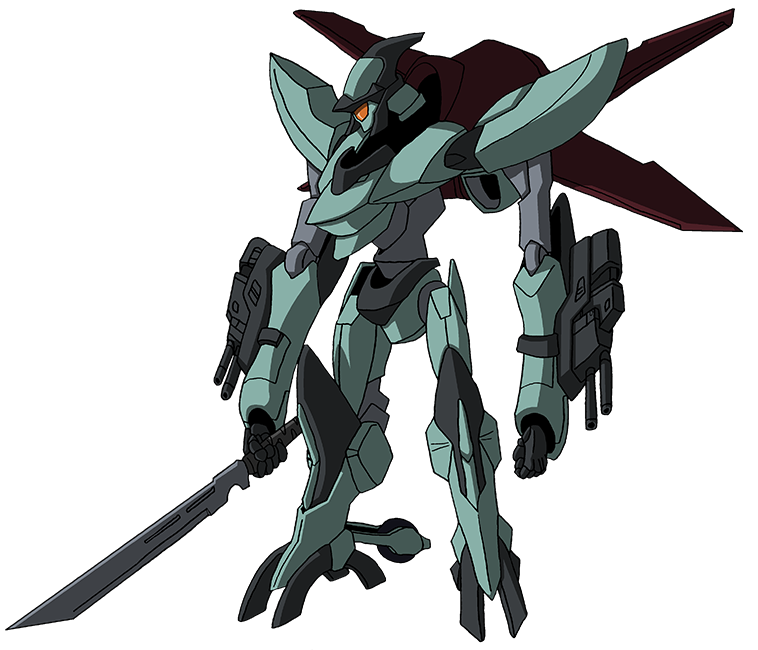 Type-08F1A Fujin (Knightmare Frame mode) by unoservix on DeviantArt