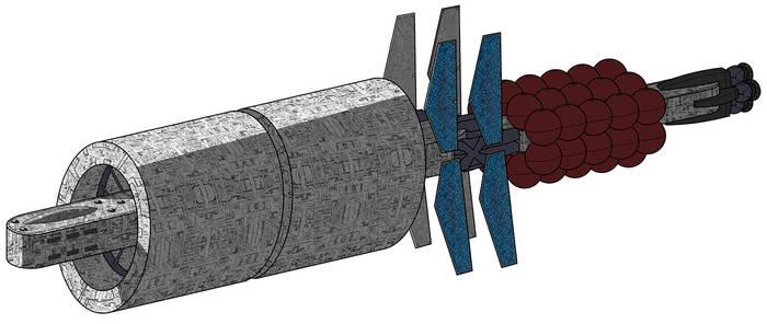 Exodus-class Interplanetary Colonization Ship