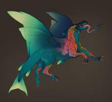 [$] Bismuth Salmon Dragon
