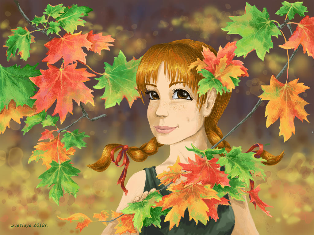 Autumn by Svetlaya777