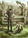 Treasure hunters. Part 1