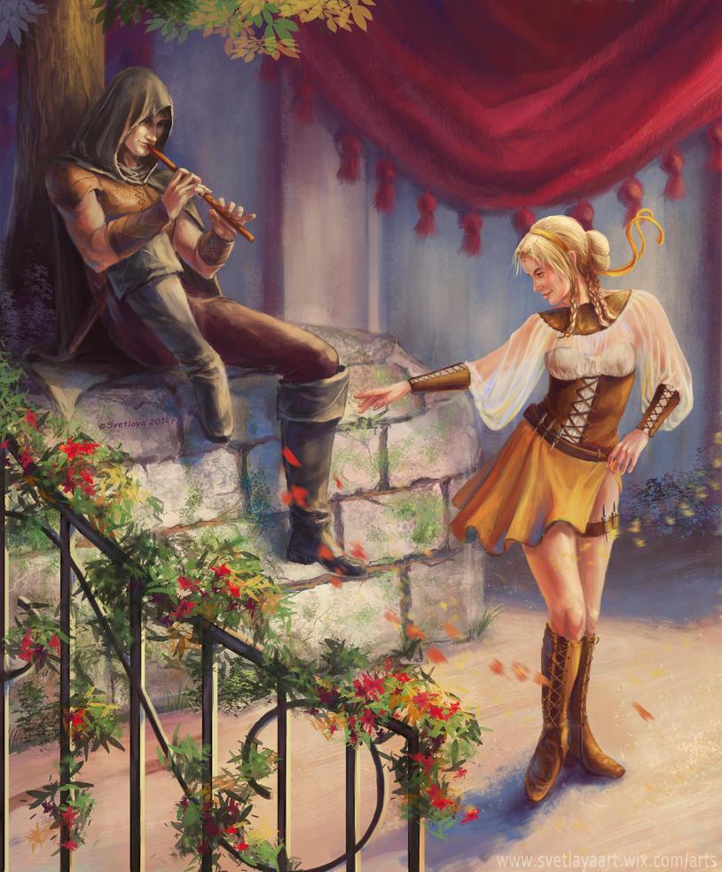 Dance by Svetlaya777