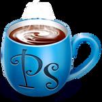 Photoshop coffee cup