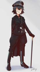 [request] Nazi girl by KoiHorkka