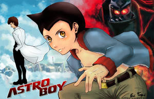 Astro Boy by ComicError