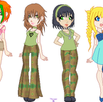 PureHeart Gals by Rythea