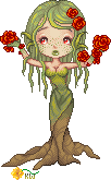 Dryad by Rythea