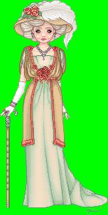 Edwardian Grandmama by Rythea