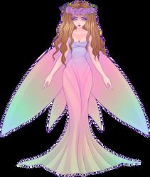 Fae Princess by Rythea