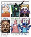 Six-Characters-Fanart