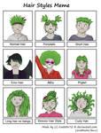 Hair Style Meme - Charley