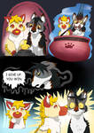 Fan Comic Pg2 for To Catch a Star