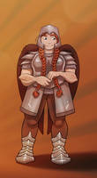 DnD Character Batrina
