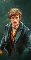 Fantastic Beasts: Newt and Pickett