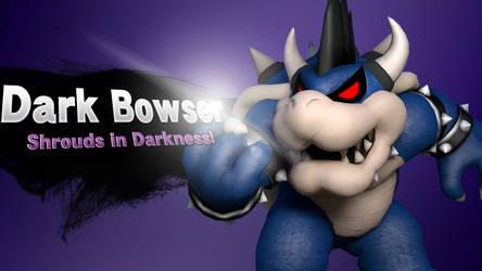 Dark Bowser SSB4 Intro