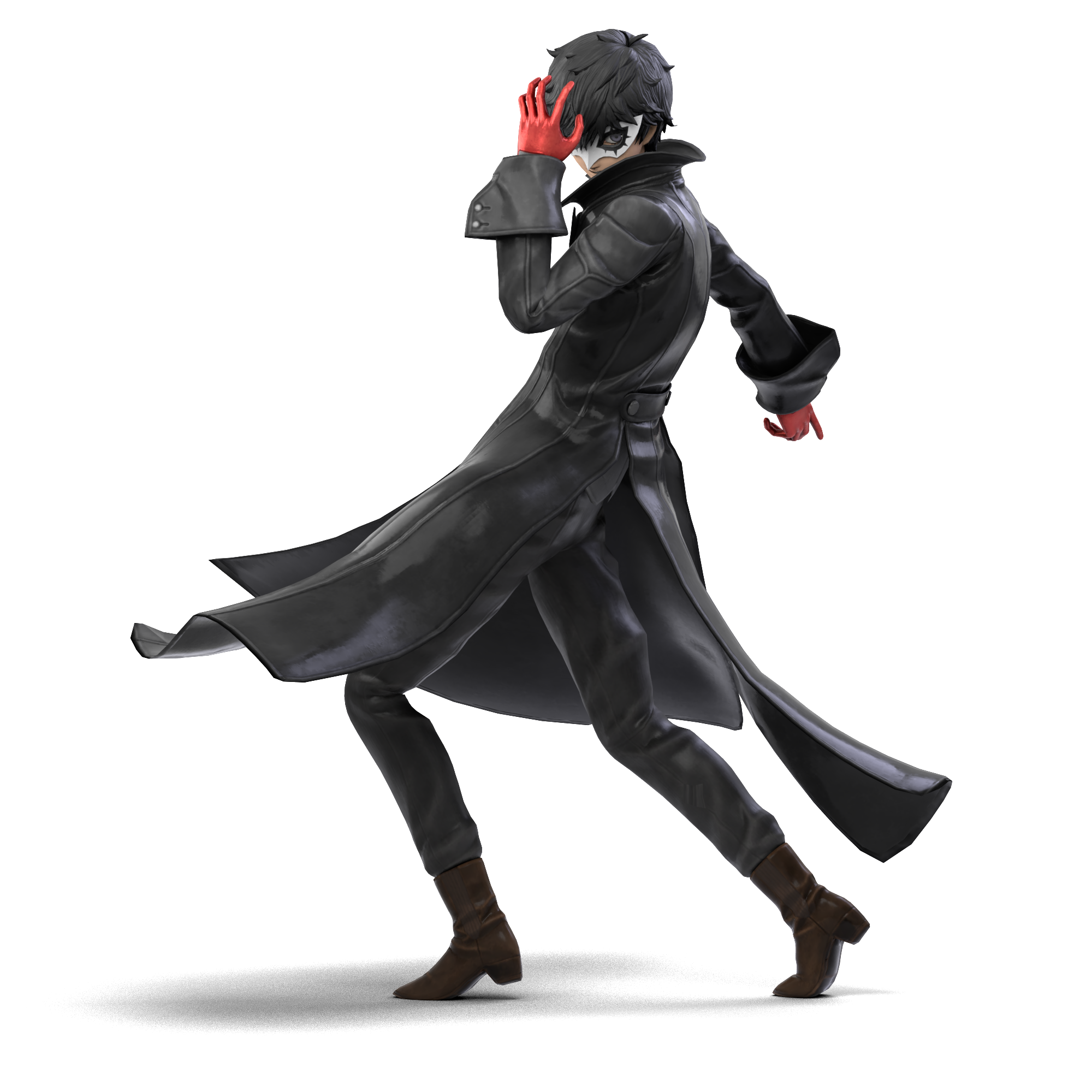 Ssbu Joker Classic Mode Portrait Pose By Unbecomingname On Deviantart
