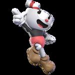 Cuphead Smash Ultimate Fan Render