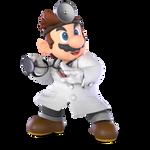 Doctor Mario Melee Render Remake