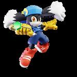 Klonoa Smash Ultimate Fan Render