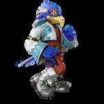 Falco Melee Render Remake