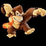 Donkey Kong Melee Render Remake