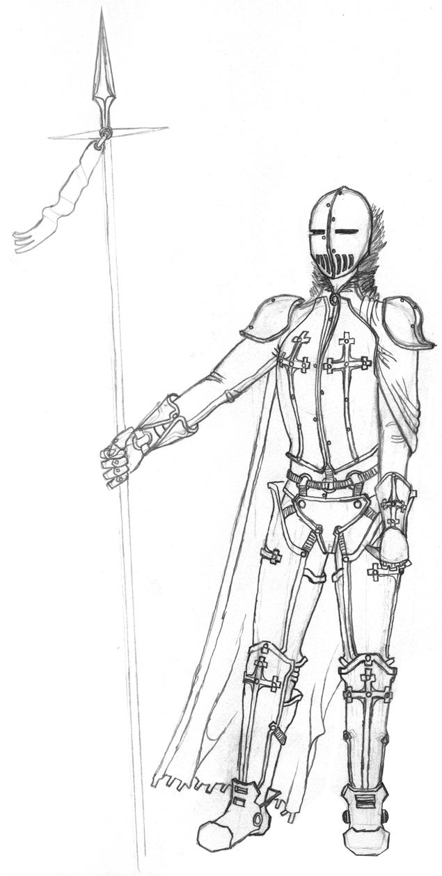 Holy Knight by scetxr-efx