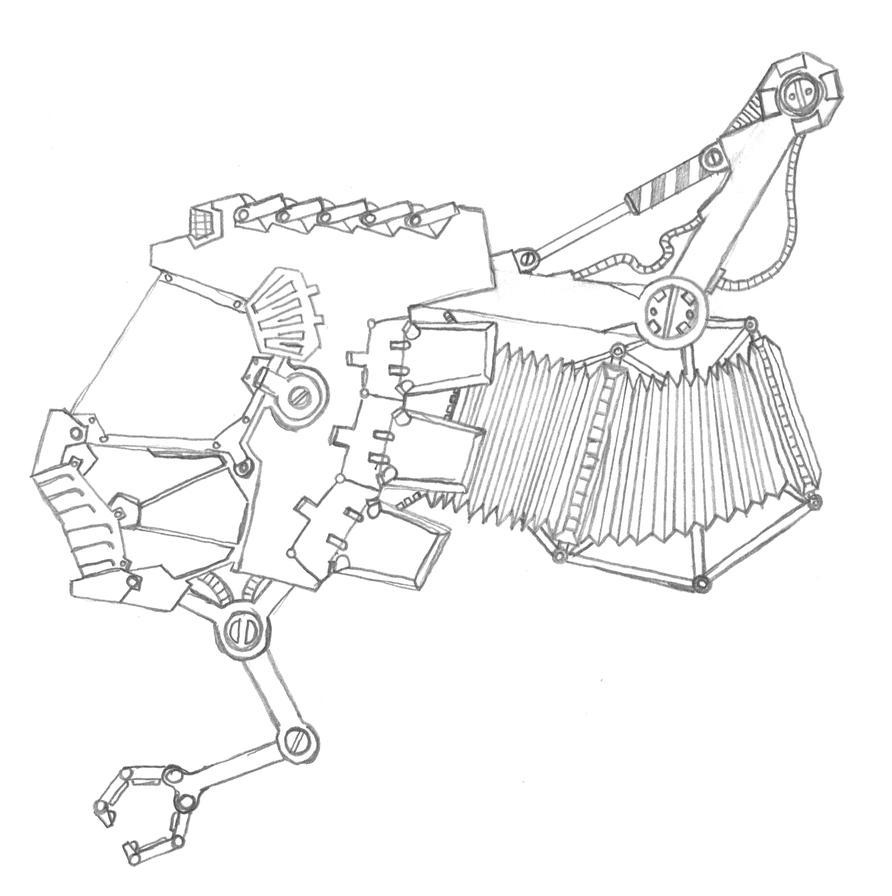 Mech.003.Observatory Module by scetxr-efx