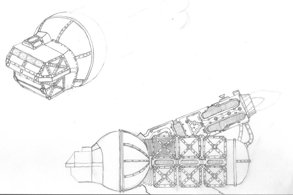 MECH.012.Transport Ship by scetxr-efx