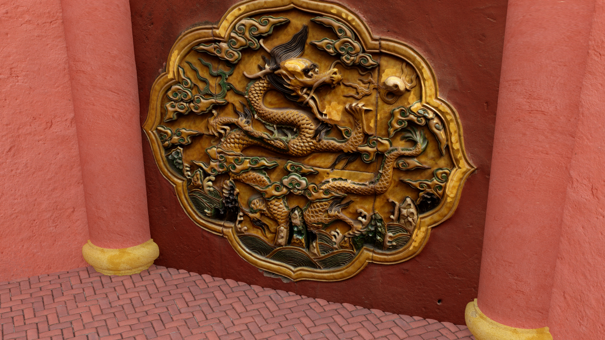 Chinese Mural by scetxr-efx