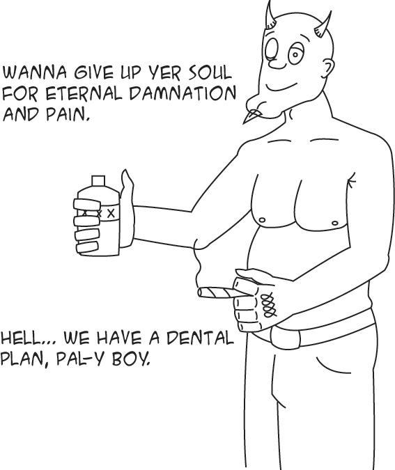 Dental Plan by scetxr-efx