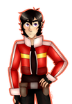 Keith- Voltron