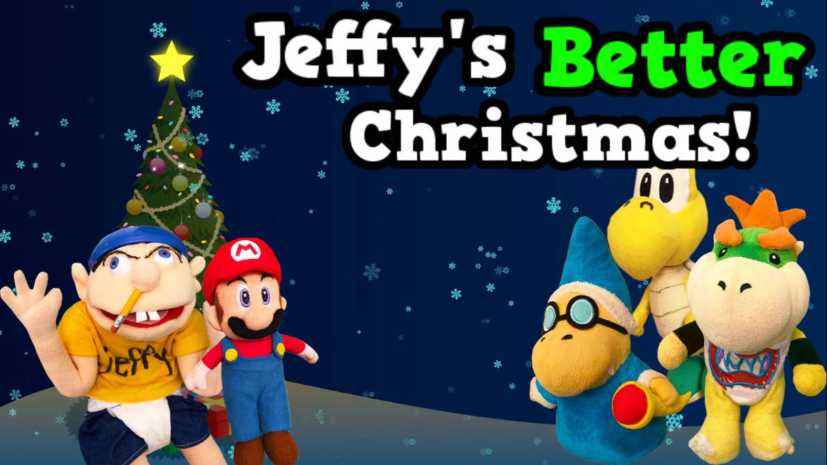 Jeffys Bad Christmas.Sml Transcript Jeffy S Better Christmas By