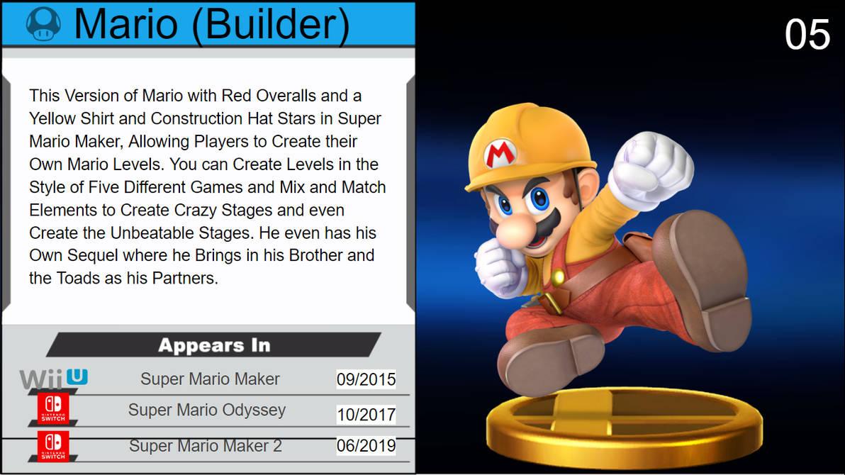 Super Mario Odyssey 2 2019