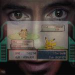 Iron Man Playing Pokemon by elbichopt