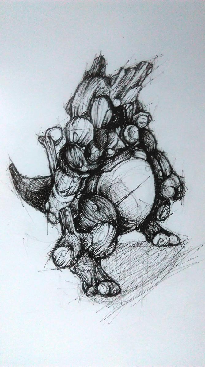 Cubone by SamueL-GabrieL