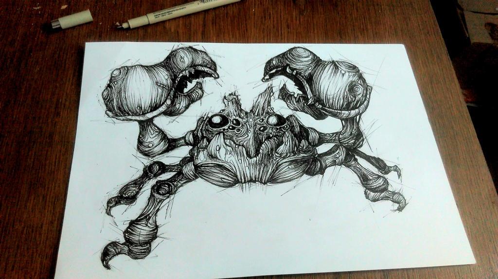 Crabby by SamueL-GabrieL