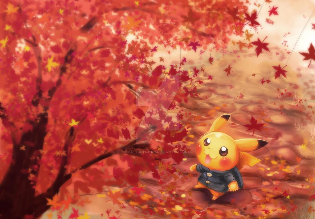 Pikanovembre by ko-yuki-chan