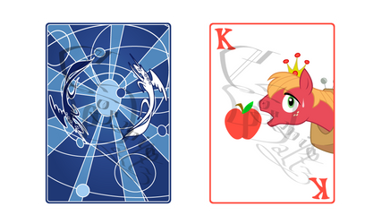 MLP Playing Card Preview by CosmicWaltz