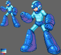 Ariga's MEGA-MAN by KO-KI
