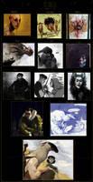 summary o' arts!
