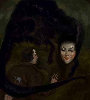 hadner and the cursed fiend of tuhaine